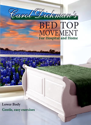 Bed Top Movement (lower body) video - purchase streaming from Amazon