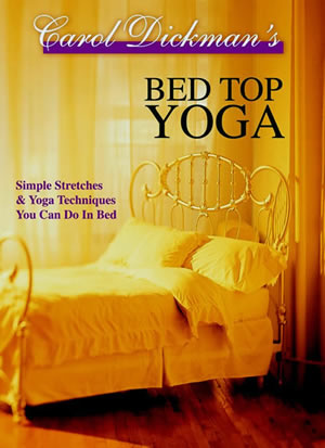 Bed Top Yoga video